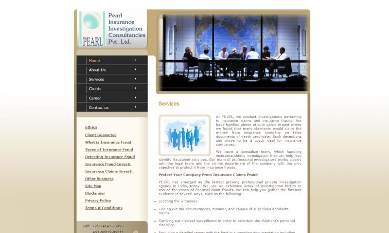 PIICPL - website screenshot_1