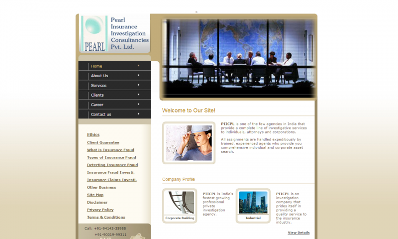 PIICPL - website screenshot_3