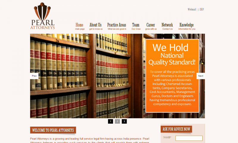 Pearl Attorneys - website screenshot_3